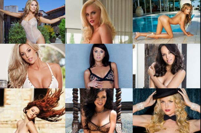 Nice paid xxx site with the beautiful pornstars of PlayBoy