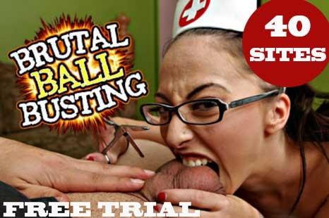BrutalBallBusting