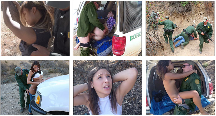 Border patrol sex free pictures