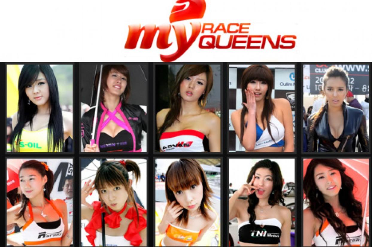 MyRaceQueens