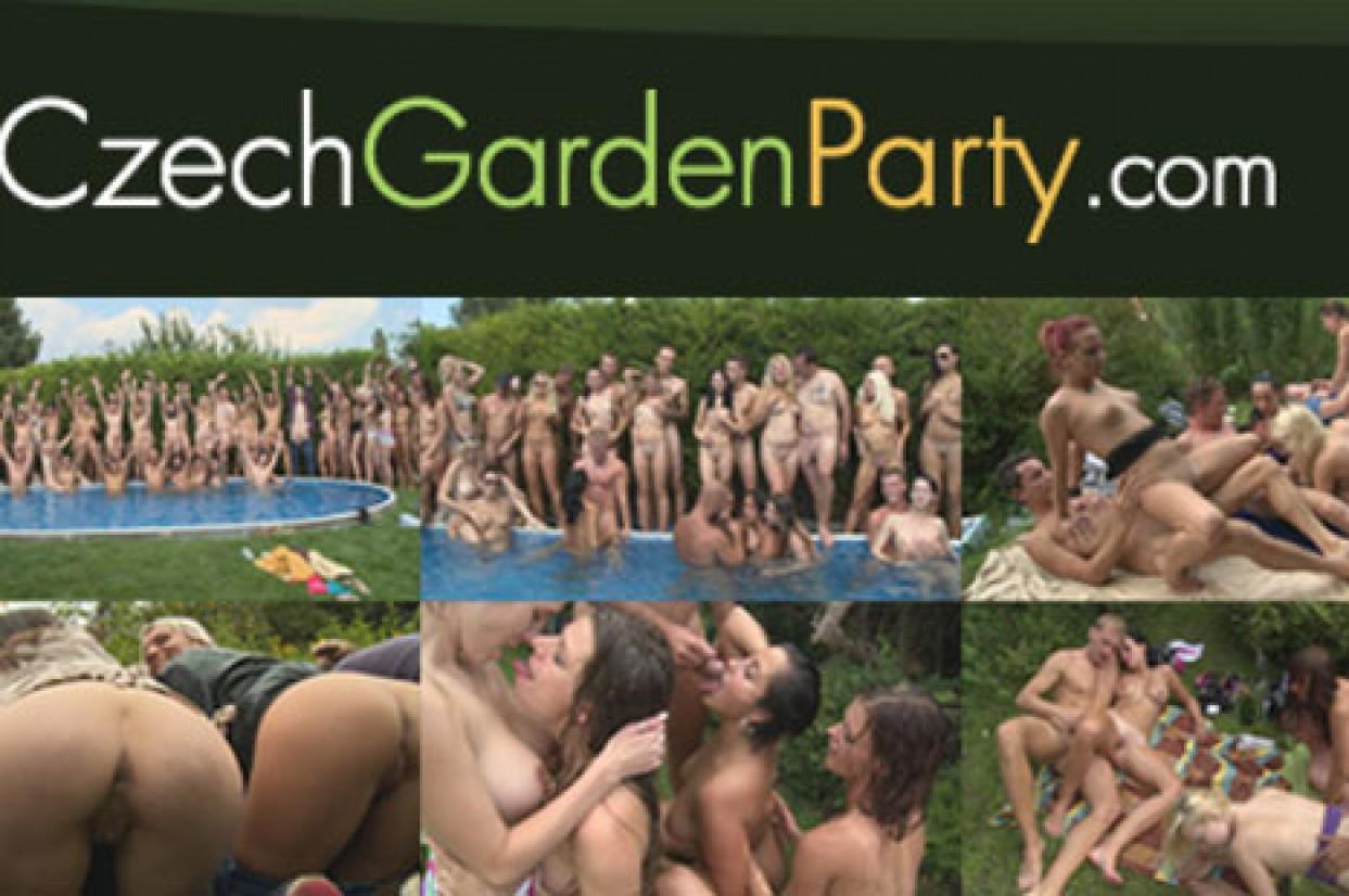Czech Garden Party