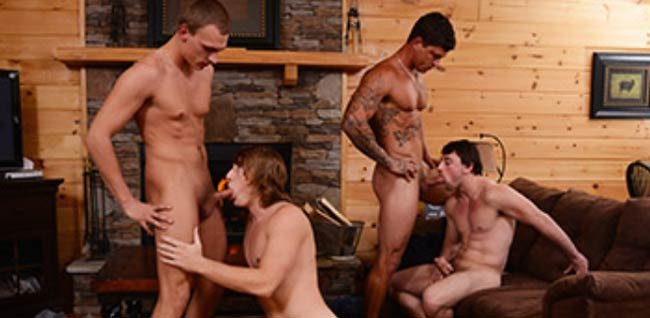 Popular hd porn site for homosexual orgy stuff