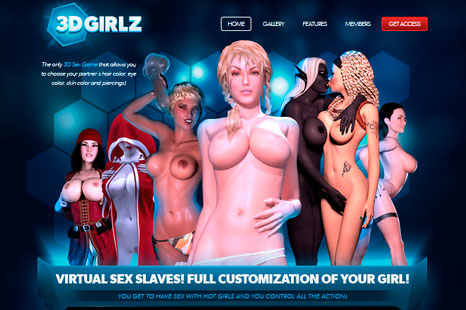 Good pay sex website to play with 3d porn models