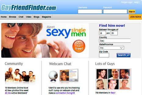 GayFriendFinder