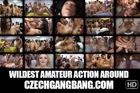CzechGangBang